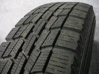 オートバックス/15インチ・スタッドレスタイヤ&アルミホイール/4本セット