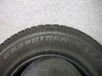 ダンロップ・グランドトレック/17インチ・スタッドレスタイヤ/4本セット