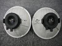 レイブリック/マルチリフレクター・ヘッドライト/2個セット/丸型