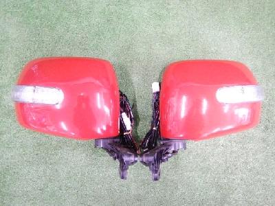 スズキ/MH21S/ワゴンR/オプション/ウインカーカバー付/ドアミラー/左右セット