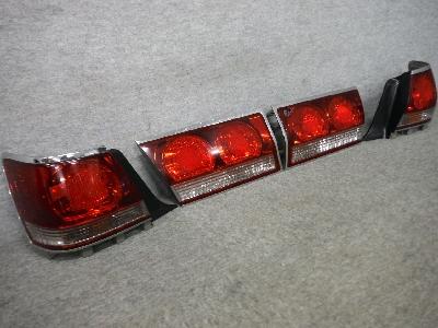 S17系・クラウン・アスリート/後期・純正テールランプ&フィニッシャー