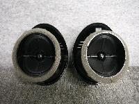 8XCAX・アウディA1/純正エアコンベンチレーターパネル(コンペティションパッケージ)