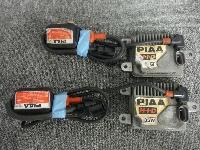 PIAA/H4タイプ・HID/ハイ&ロー切換え/ジャンク品