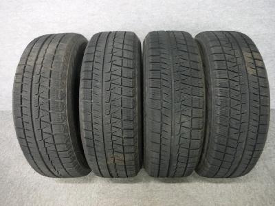 ブリヂストン・レボGZ/16インチ・スタッドレスタイヤ/4本セット