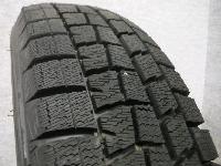 ダンロップ・WM01/スタッドレスタイヤ・165/65R14/4本セット