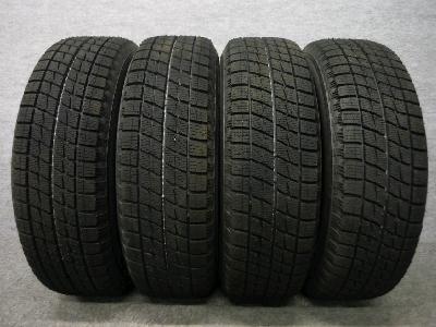 ブリヂストン・アイスパートナー/15インチ・スタッドレスタイヤ/4本セット