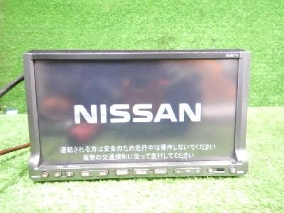 日産/オプション/HDDナビ/2DIN/オーディオ