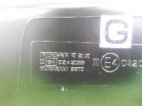 日産/LRMD22/ダットサン/純正/右ドアミラー