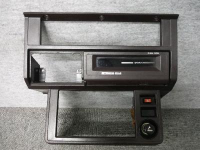 GS120・クラウン/時計付きインストゥルメントパネル