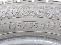 ヨコハマ/アイスガード・IG30/13インチ/スタッドレス/4本sット