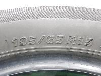 ブリヂストン/エコピア・PZ-X/15インチ/夏タイヤ/4本セット