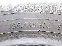 ヨコハマ/アイスガード・IG30/14インチ/スタッドレス/4本セット