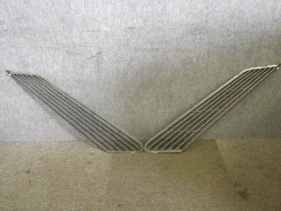 GZ10・ソアラ/クォーターガラス内側・フィン/左右セット