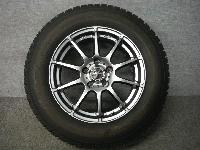 ヨコハマ・iG30/16インチ・スタッドレスタイヤ&アルミホイール/4本セット