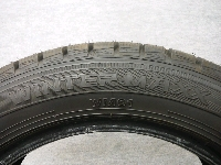 ダンロップ・WM01/165/65R15・スタッドレスタイヤ/4本セット