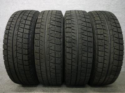 ブリヂストン・レボGZ/スタッドレスタイヤ・205/70R15/4本セット