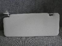CV5W・デリカD5/サンバイザー・左右セット/バニティミラーランプ付き