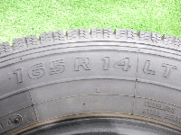 トーヨー/DELVEX・934/14インチ/スタッドレス/4本セット