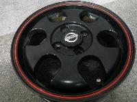 Z11・キューブ/14インチ・純正アルミホイール/4本セット
