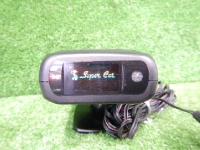 ユピテル/GPS一体/ソーラーレーダー探知機