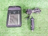 コムテック/GPS一体/ソーラーレーダー探知機