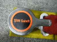 TRW・Sabelt/4点式・レーシングハーネス/4点式・シートベルト