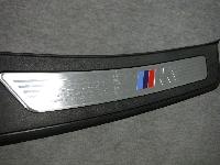 BMW・F11/5シリーズ・ツーリング/Mスポーツ・スカッフプレート