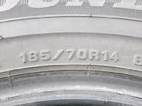 ダンロップ/DSX-2/14インチ/スタッドレス/4本セット