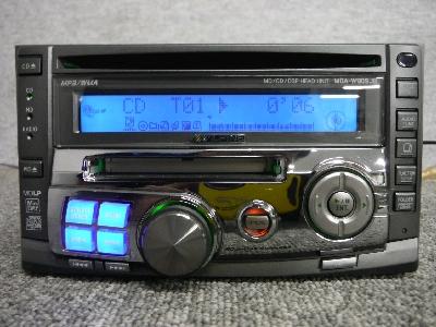 アルパイン/CD&MD/2DIN・オーディオ