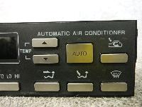 S12A・デボネア/エアコン・スイッチパネル