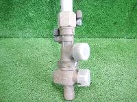 低損失型/不凍水抜栓/湯水抜栓/2本ばら売り