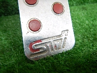 STI/ペダルカバー/3点セット
