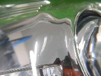 フォード/フォーカス/純正/右ヘッドランプ/HIDタイプ