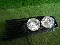 BMW/E28/528e/ヘッドライト/リム付き/左右セット