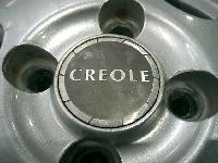 社外/CREOLE/6本スポーク/軽自動車/アルミホイール/13インチ/4本セット