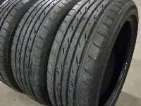 ブリジストン NEXTRY:215/45R17・夏タイヤ/4本セット